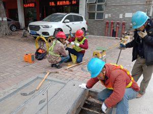 管线探测广州非开挖1
