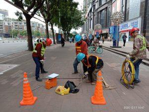 管线探测广州非开挖